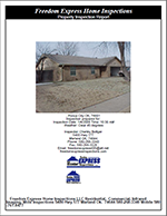 Residential Infrared Home Inspection Report